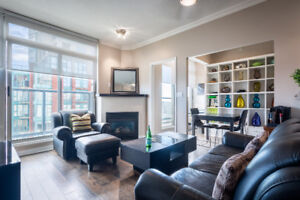 FULLY FURNISHED ALL INCLUSIVE SUITE IN YALETOWN