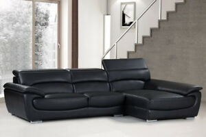 Brand new Modern sectional sofa From $349.99