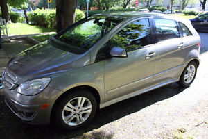 2008 Mercedes-Benz  b200Turbo Berline