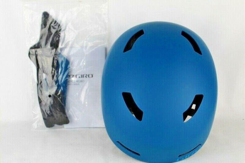 Giro Quarter MIPS Bike Helmet Matte Blue Teal Size: Med 55.5