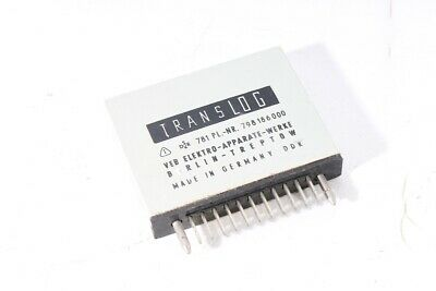 Translog Relay Switching Relay Gdr