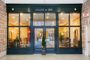 SALON and SPA space for Lease