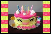 Children's Cakes and Cupcakes