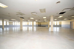 Commercial Space for Lease - 8,000 sq.ft