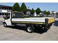 2.2 350 DRW 2D 125 BHP RWD TWIN WHEEL SINGLE CAB DROPSIDE LORRY 2012
