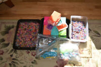 Rainbow loom - REDUCE