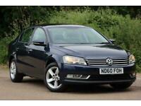 2010 Volkswagen Passat 1.6 S TDI BLUEMOTION TECHNOLOGY 4d 104 BHP Saloon Diesel