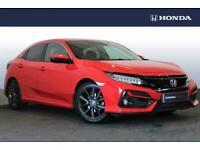 2020 Honda CIVIC HATCHBACK 1.0 VTEC Turbo 126 SR 5dr CVT Auto Hatchback Petrol A