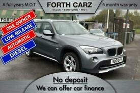 image for BMW X1 XDRIVE20D SE 2011 Diesel Automatic in Grey