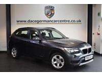 2013 63 BMW X1 2.0 XDRIVE18D SE 5DR AUTO 141 BHP DIESEL