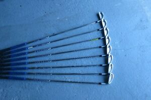 Fers Mizuno JZP 900 forged comme neuf, droitier, reg +, 899$