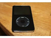 Ipod classic 30gb old type connection