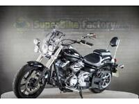 2013 63 YAMAHA XVS950 MIDNIGHT STAR 950CC
