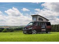 2016 VW TRANSPORTER SWB 4BERTH CAMPER 2.0TDI 140DSG LV SPORTLINE PACK BLACKBERRY