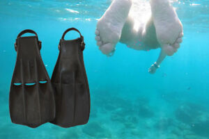 Scuba diver flippers - ideal for snorkeling