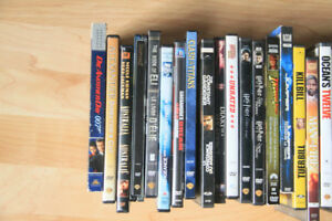 Action/Drama Dvd's for sale