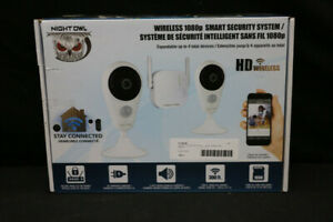 Night Owl Wireless 1080p Smart Security System (#19482-2)