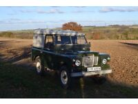 1981 Land Rover Series 3 SWB 88