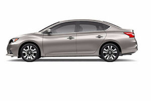 2016 Nissan Sentra luxury package Sedan
