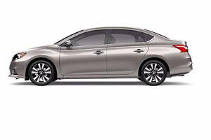 2016 Nissan Sentra luxury package Sedan