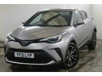 2021 Toyota C-HR 1.8 Hybrid Excel 5dr CVT Hatchback Auto Hatchback Petrol/Electr