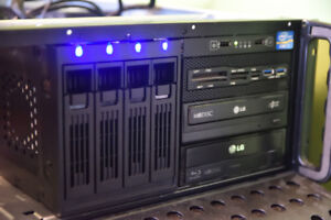 Core i7 Rackmount Server (Rosewill R4000)