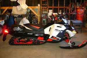 2011 Ski-doo renegade X 1200