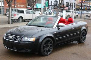 2006 Audi S4 Convertible