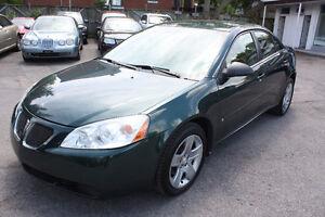 Pontiac G6 V6***LOW MILEAGE 137,000km***must be seen