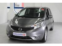 2014 NISSAN NOTE 1.2 DiG S Tekna 5dr Auto