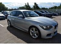 2012 62 BMW 1 SERIES 2.0 116D M SPORT 5D 114 BHP DIESEL