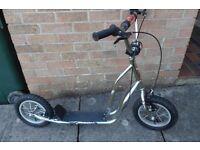 Rage BMX Scooter