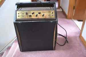 Rare Gibson GA-86 Ensemble amplifier