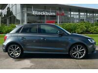 2017 Audi A1 Sportback Black Edition 1.4 TFSI cylinder on demand 150 PS 6-speed