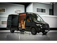 2021 Mercedes-Benz Sprinter VIP Class Diesel black Automatic