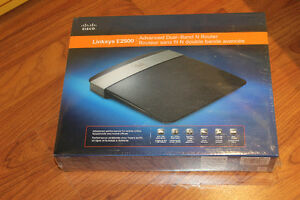 Linksys N600 Dual Band Wireless Router - BNIB