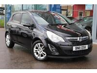 2011 VAUXHALL CORSA 1.4 SXi [AC] 16andquot; ALLOYS, CRUISE and AIR CON