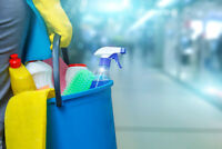 Weekend Cleaning Shifts With Competitive Pay