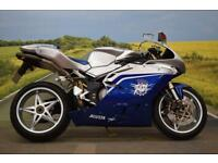 MV Agusta F4 1000S **Low Mileage, Tank Pad, Ohlins Steering Damper**