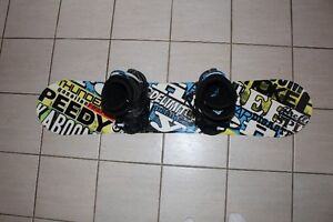 Firefly snowboard pakage with optional boots
