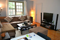 Beau et Spacieux 4 1/2 - Beautiful and Spacious 4 1/2