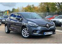 2017 Renault Clio 1.2 TCE Dynamique Nav 5dr Manual Hatchback Petrol Manual