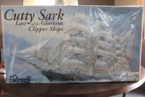 Cutty Sark Revell 1:96 Scale Model Kit # 85-0325 New in Package