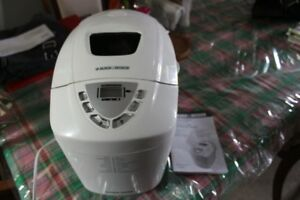 Black and Decker Bread Maker