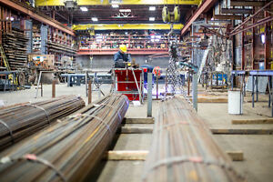 Rebar-Fabrication-Cutting & Bending - Dowel -GFRP