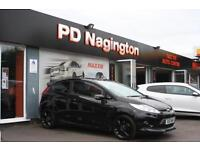 2012 FORD FIESTA 1.6 [134] Metal + FULL HEATED LEATHER + DAB + FINANCE AVAILABLE