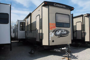 2017 Forest River Cherokee 36BF Park Model