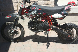 125cc SSR Sport Dirt Bike