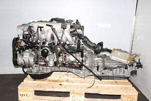 JDM TOYOTA CHASER 2JZ TWIN TURBO ENGINE AUTOMATIC TRANSMISSION