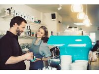 Part time waiters for busy Putney Independent Cafe